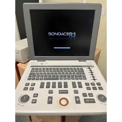 Használt hordozható ultrahang készülék SonoAce R3