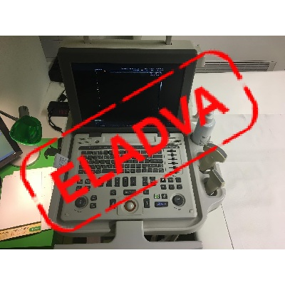 Használt hordozható ultrahang készülék SonoAce R3 - SonoAce R3 típusúhasználthordozható ultrahang készülékhárom vizsgálófejjel