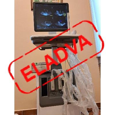 Használt SonoAce R7 típusú ultrahang készülék - HasználtSonoAce R7 típusú 2D ultrahang készülék 2db vizsgálófejjel és nyomtatóval